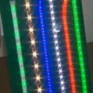 Lampadas de LED opcao de economia
