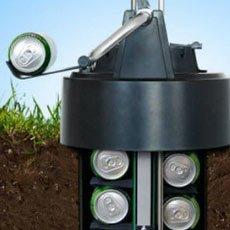 Como resfriar sua bebida no solo sem eletricidade