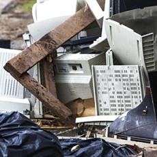 Eletrônicos usados e rejeitados podem ir para a reciclagem